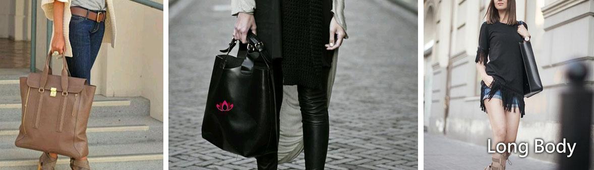 Long Body Handbags