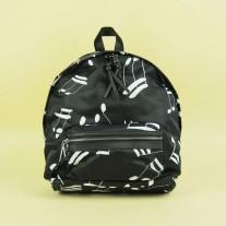 Aggie Black Note Backpack | Modern Heritage
