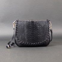 Rhoda Crossbody Black | Urban Forest