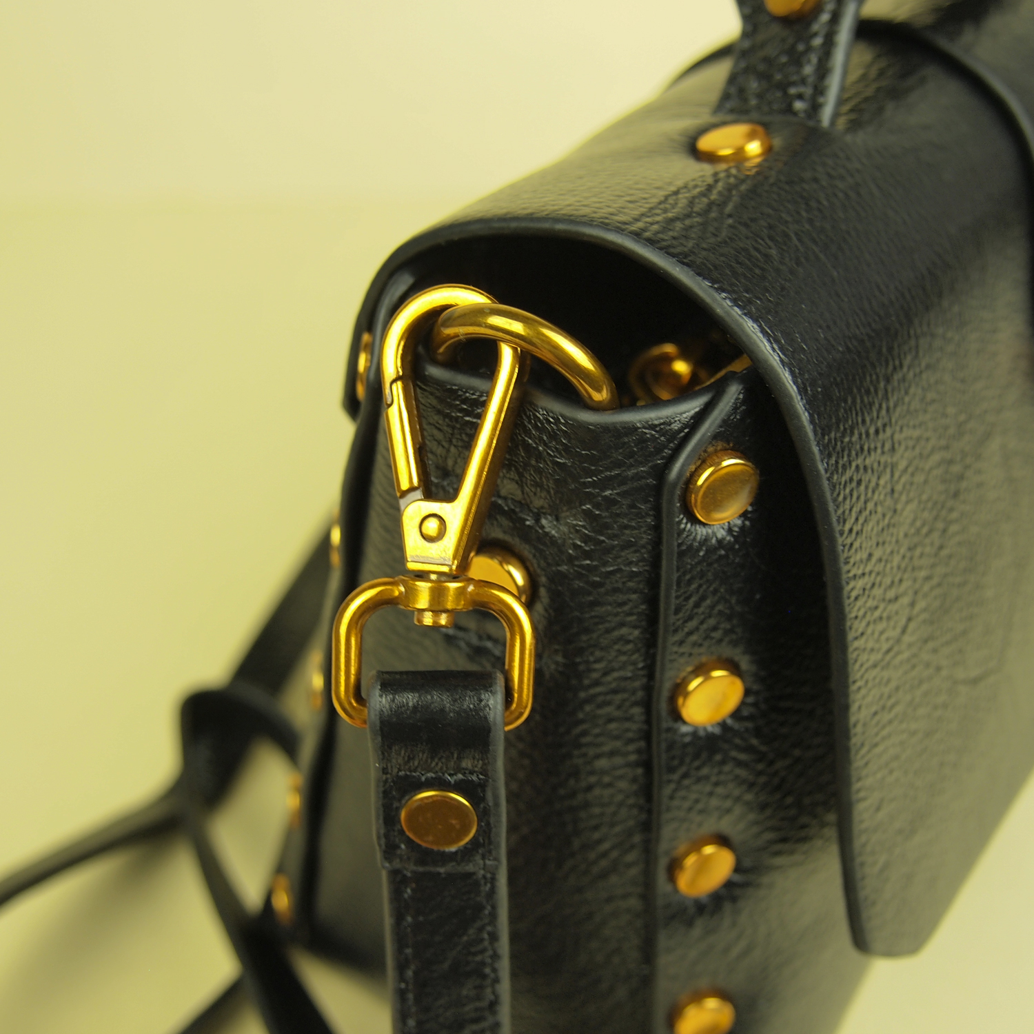 Magnificent Modern Heritage Yaffa Crossbody Interior