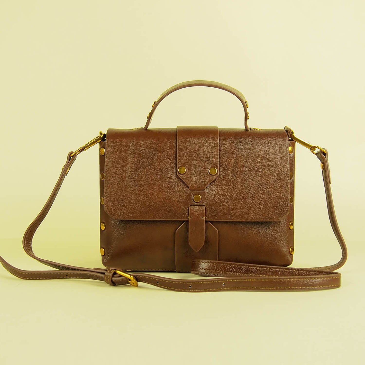 Magnificent Modern Heritage Yaffa Crossbody Front View