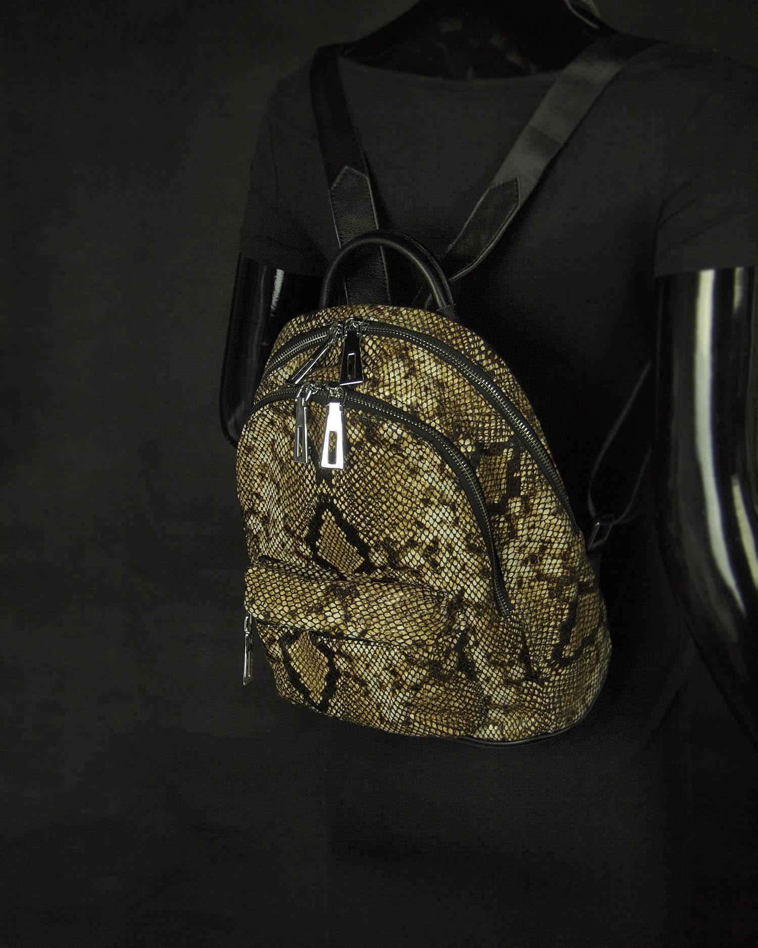 Super Urban Forest bahar Backpack Shoulder Carry