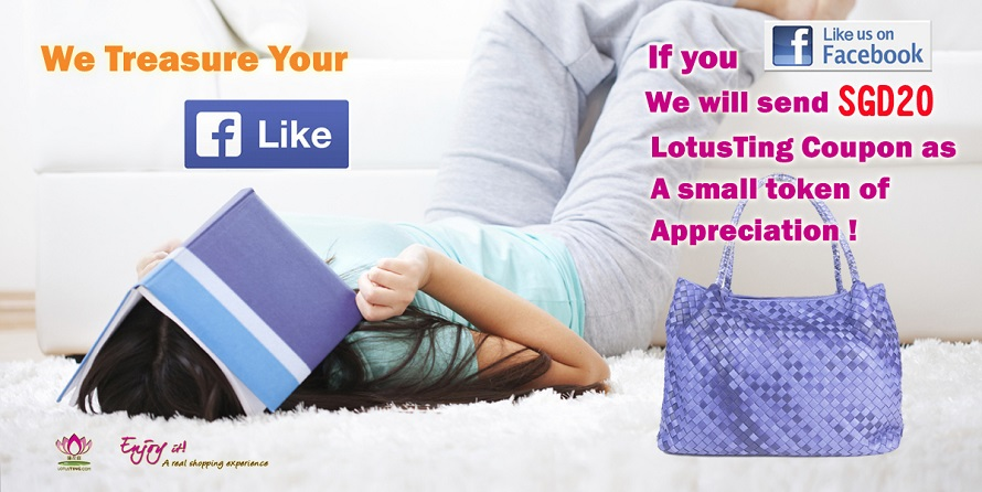 lotusting singapore Facebook like