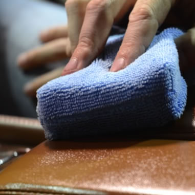 Leather Care Method