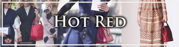 Attention-grapping Red Hot Handbags at LotusTing eShop