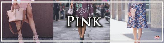 Lovely Pink Handbags at LotusTing eShop