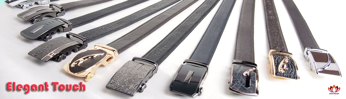 Formal Men's Belts