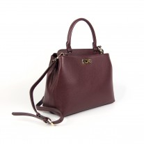 Dabria Top Handle Red   ButterField