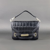 Tanya Crossbody Black | ButterField