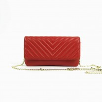 Joelle Crossbody Red | Modern Heritage