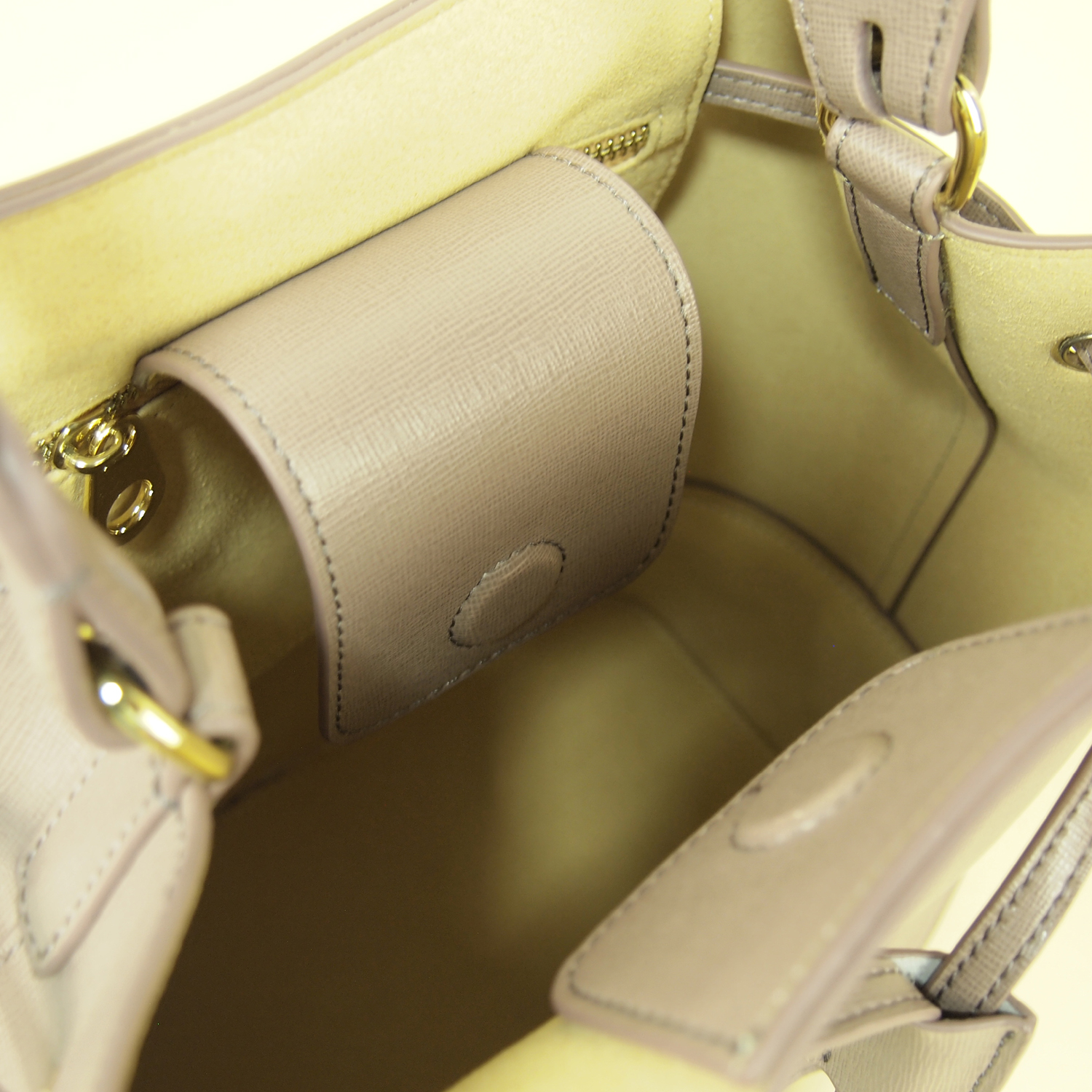 Modern Heritage Effy Tote Interiorl View