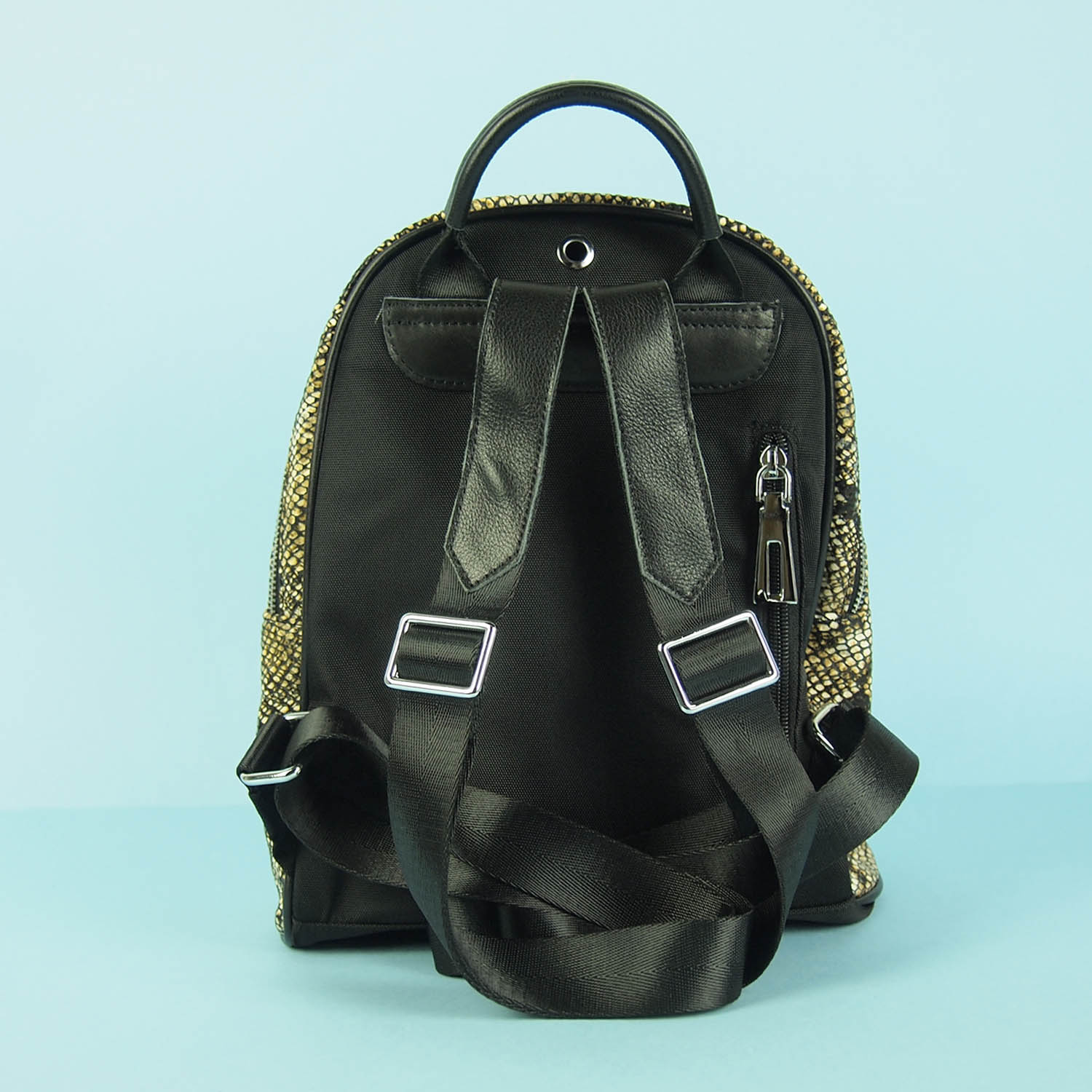 Super Urban Forest bahar Backpack Rear View