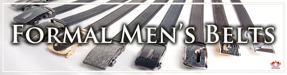 Splendid Men's Formal Leather Belts at LotusTing eShop