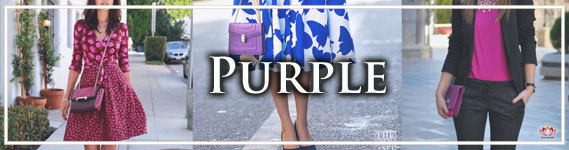 Elegant Purple Handbags at LotusTing Shop